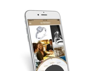 Provenance section on M2M GIA App