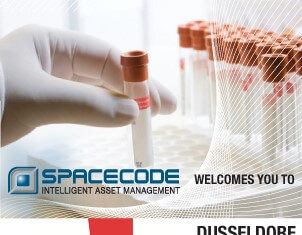 Spacecode Exhibits at Medica 2012